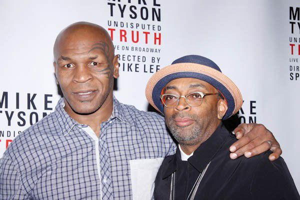 Mike Tyson is just trying to entertain you