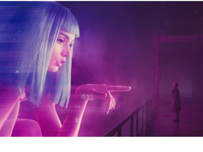 Gosling's hologram love interest