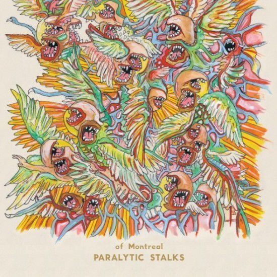 of Montreal listening party with Joyful Noise