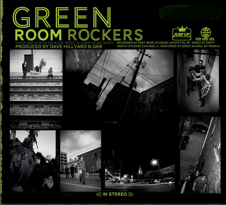 Review: Green Room Rockers, S/T
