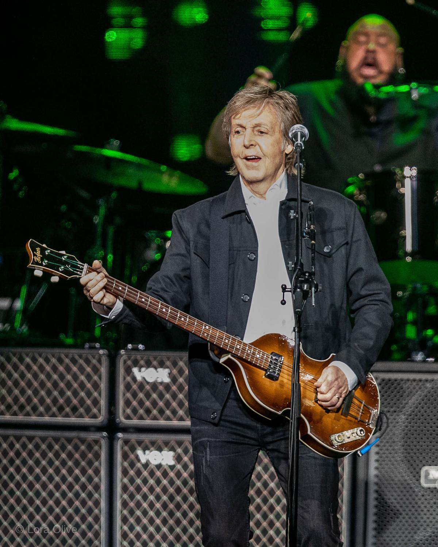 Recap: Paul McCartney at Allen County War Memorial Coliseum