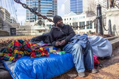 Why some unsheltered homeless choose to stay outside
