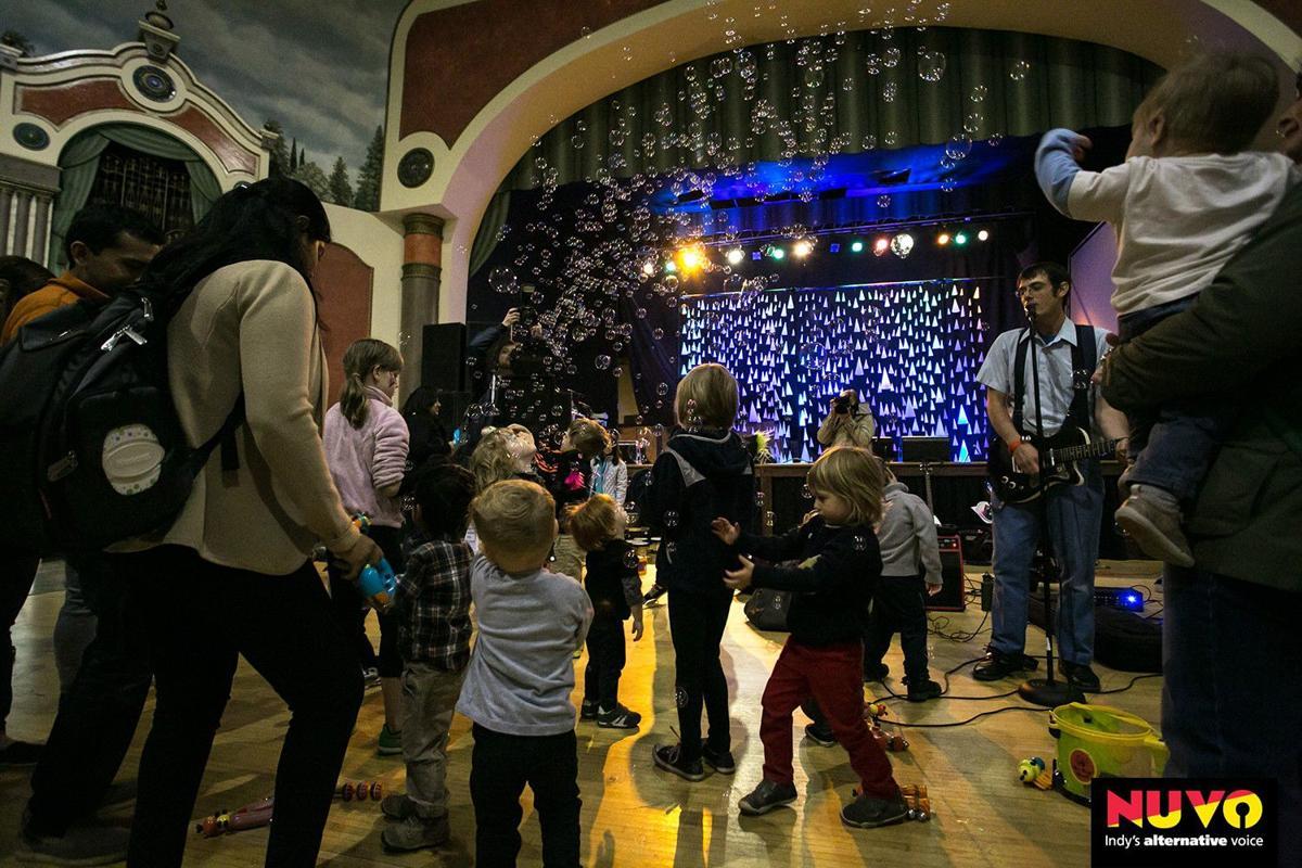 Slideshow: Fountain Square Music Festival on Saturday