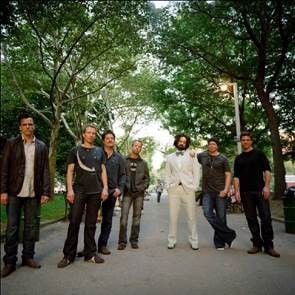 Counting Crows' Adam Duritz on bootlegs, failed labels, Nana Grizol