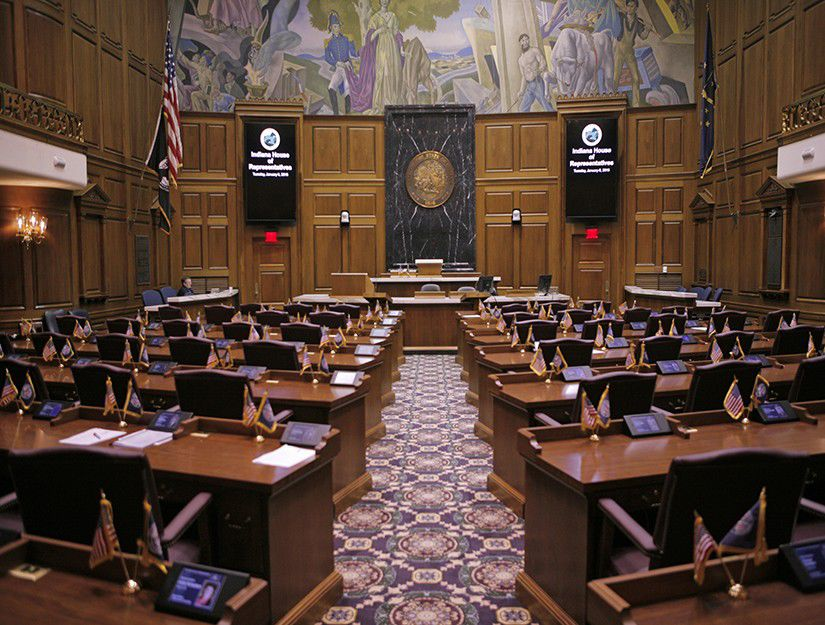 Indiana General Assembly's men steamroll women with HEA 1337