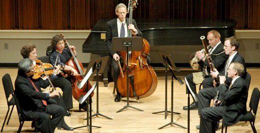 Ronen Ensemble: England, the Musical Hub