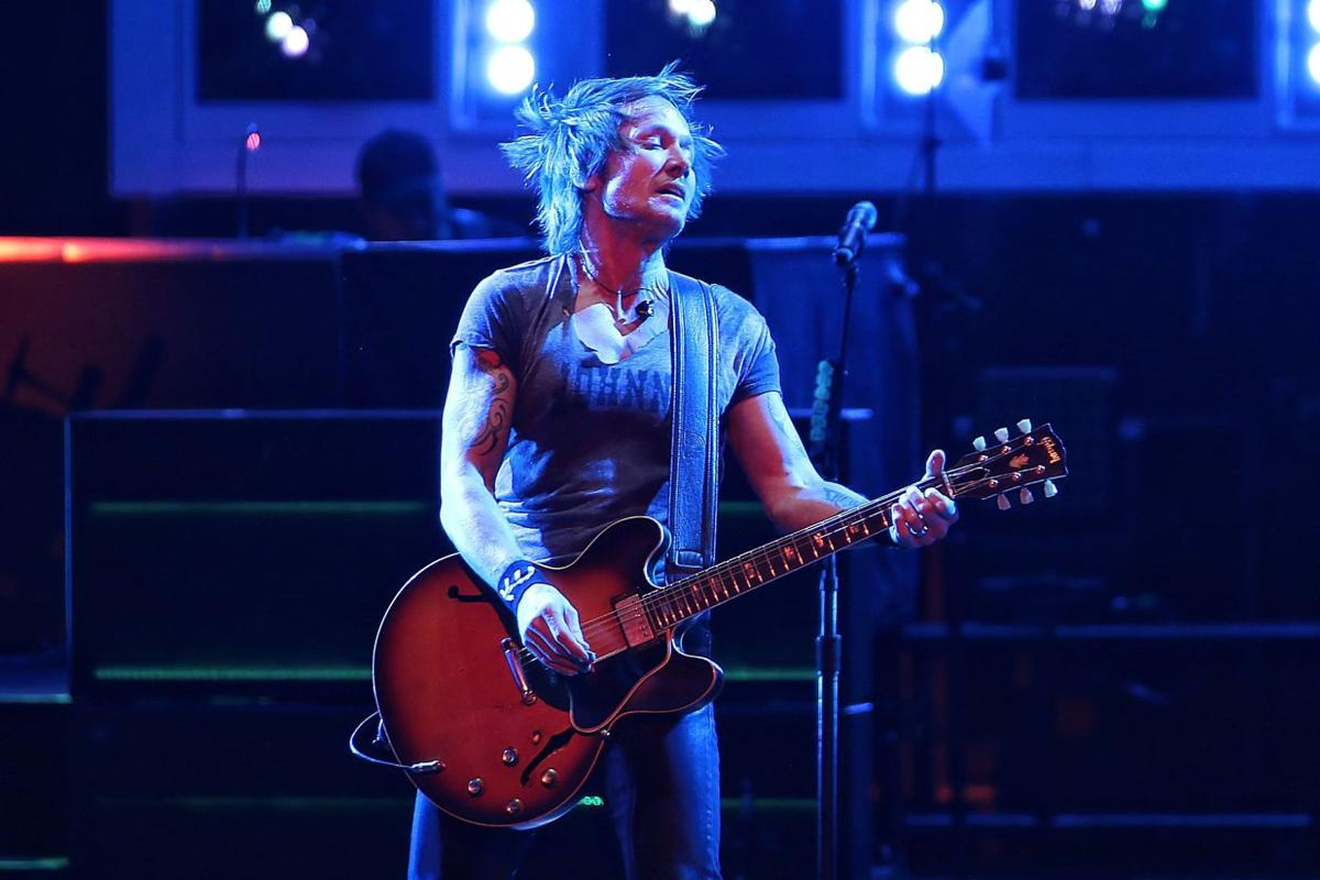 Slideshow: Keith Urban at Klipsch