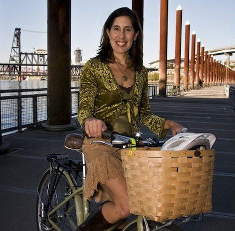 Bicycle lessons from Portland