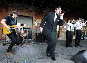 St. Paul and the Broken Bones get by with a little help from their friends