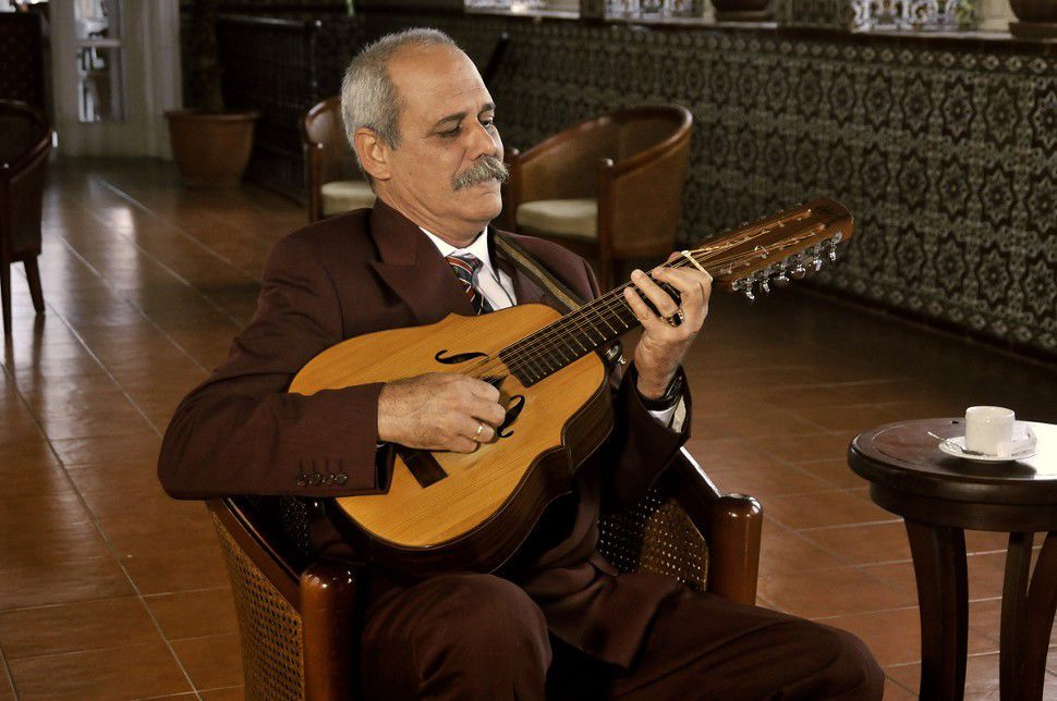 Buena Vista Social Club's Barbarito Torres