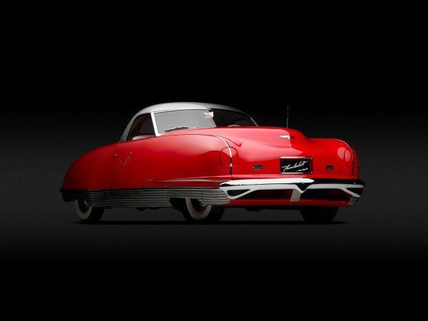 Driving toward the future: Dream Cars at the IMA