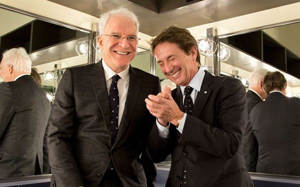 A very stupid conversation with Steve Martin and Martin Short