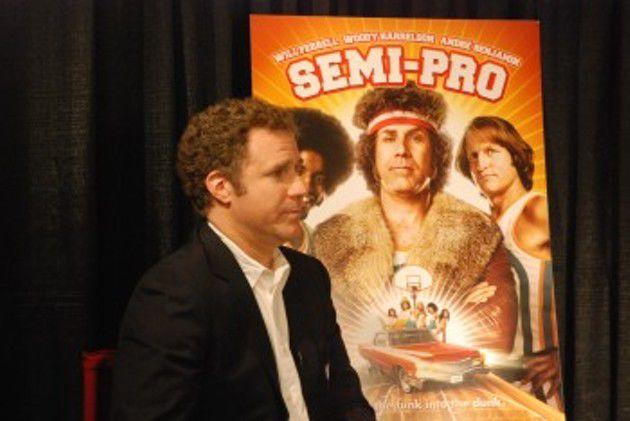 One on one with WILL FERRELL