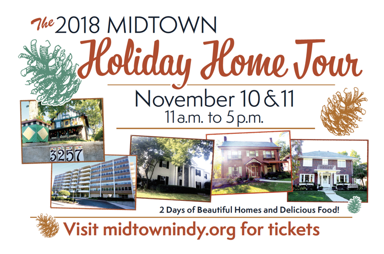 Midtown Holiday Home Tour 2018