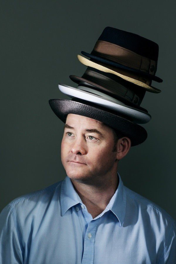 Creating a comedy 'happening': A talk with David Koechner