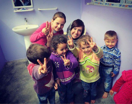 A big list of local resources for refugees