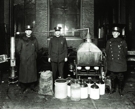 'Chew on This' event examines Prohibition