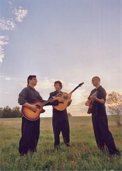 California Guitar Trio: melding rock, blues, jazz and classical
