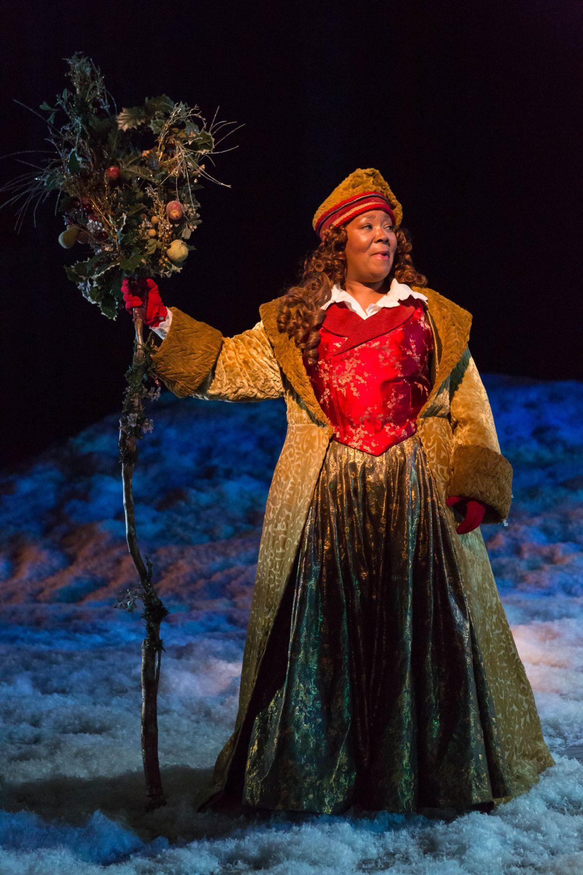 """Review: """"A Christmas Carol"""" at IRT"""