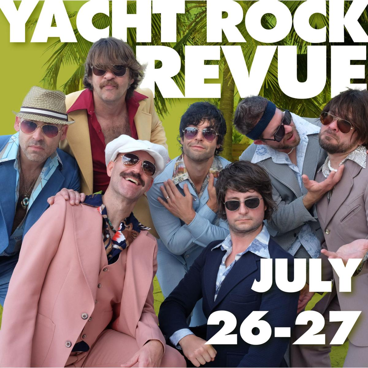 Kroger Symphony on the Prairie: Yacht Rock Revue