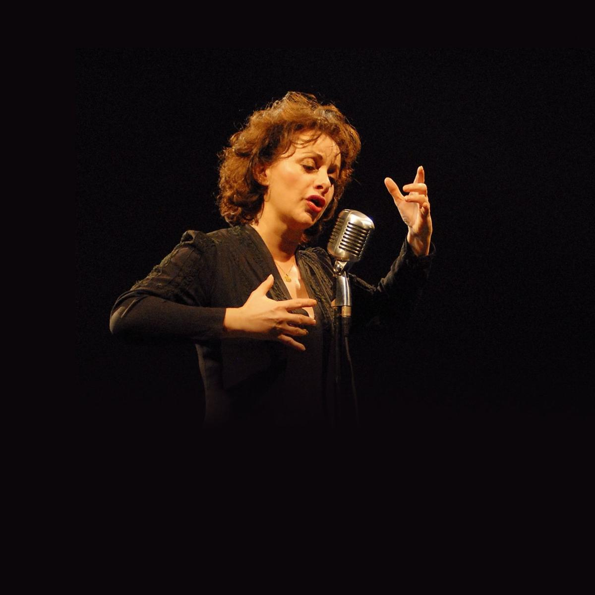 Review: Jil Aigrot at the Cabaret