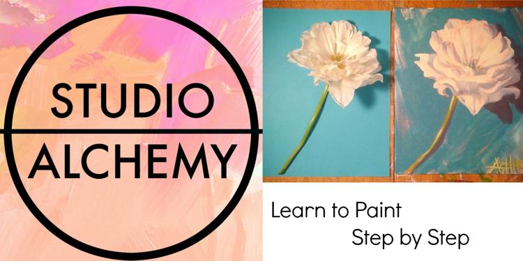 Learn to Paint Step by Step Class