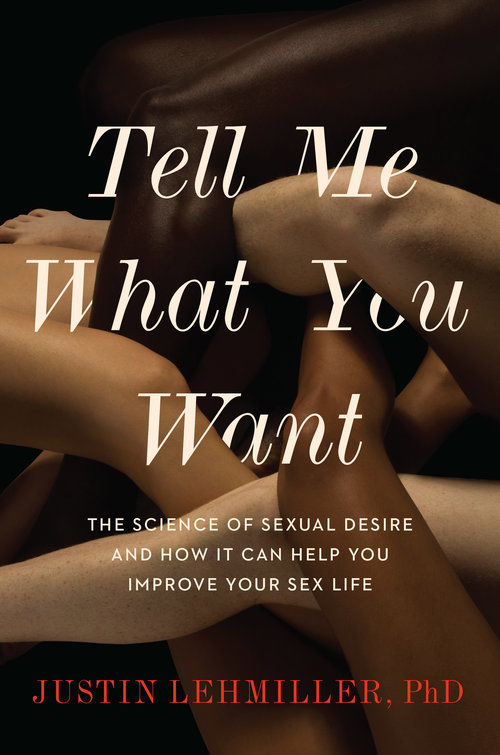 Tell me what you want (book)