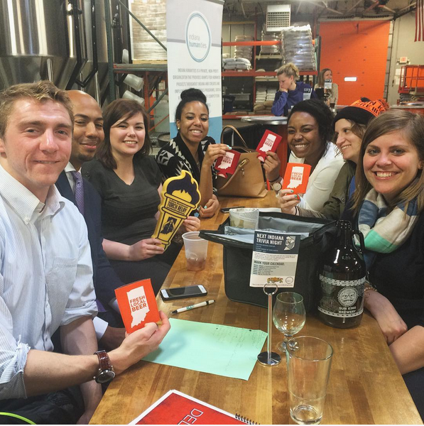 Drink smart: Sun King Brewing and Indiana Humanities collaborate