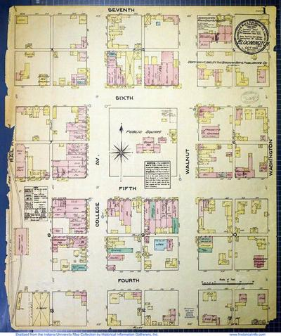 IU makes historic maps available to public