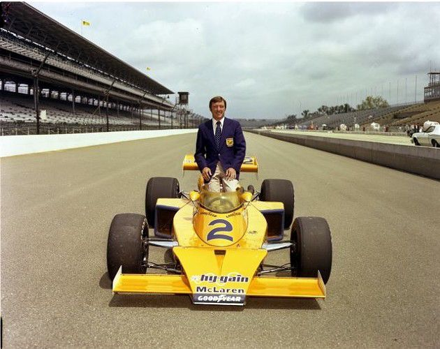 76 days until the 100th running of the Indianapolis 500