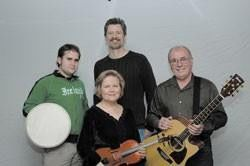 The Irish Aires presented by the Indy Folk Series