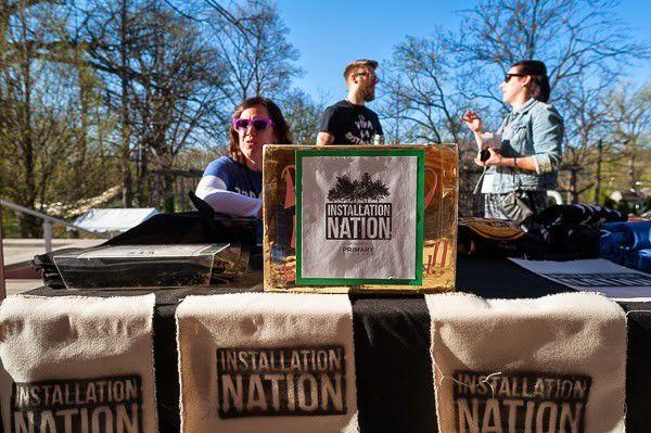 Slideshow: Installation Nation 2014