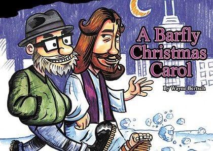A Barfly Christmas Carol