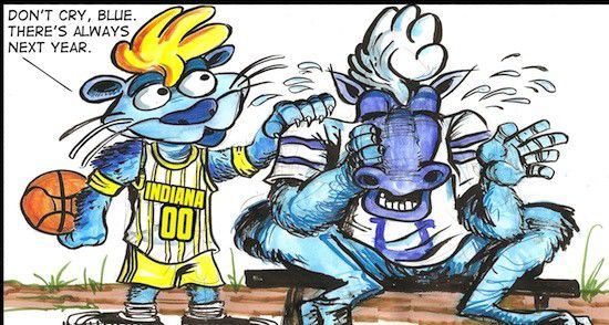 2011 in Review: Pacers and Colts