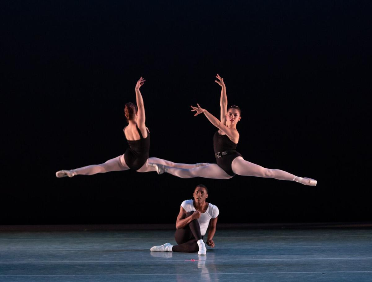'The Four Temperaments'  Choreography by George Balanchine (c) The George Balanchine Trust