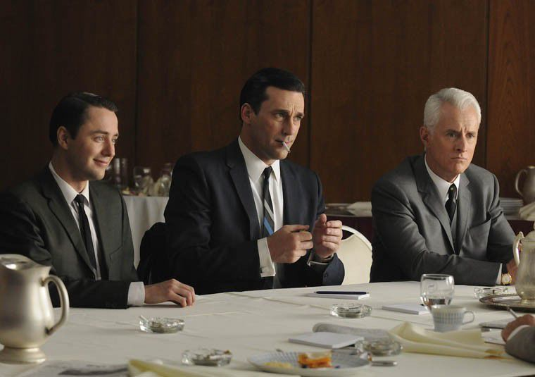 The return of 'Mad Men'