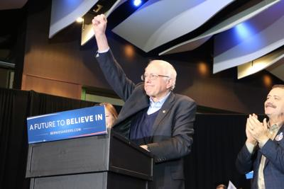 Sanders hopes young voters will lead to Iowa victory