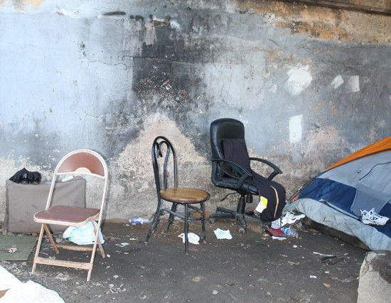 Homelessness in Indy: Mike