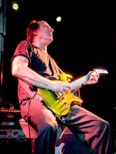 Adrian Belew: Part musician, part tech dude