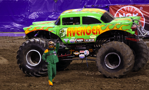 Slideshow: Monster Jam at Lucas Oil