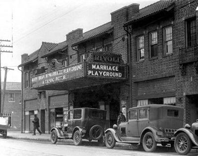 Unfinished Business: Reviving the Rivoli Theatre