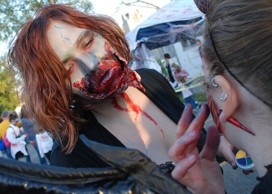Slideshow: More from Zombie Walk 2011