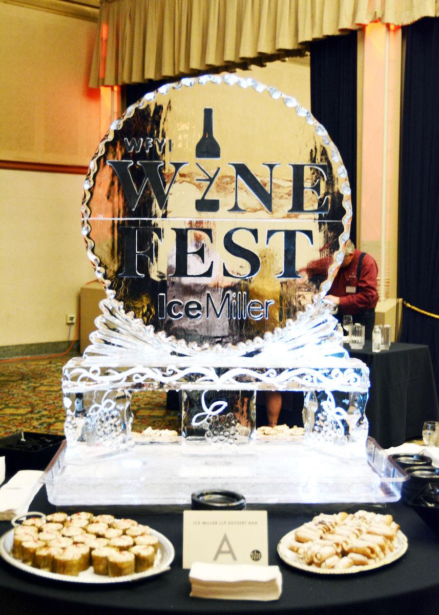 Wine Fest WFYI Ice Miller