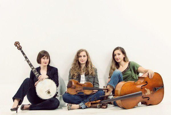 Harpeth Rising on album five, 'Shifted'