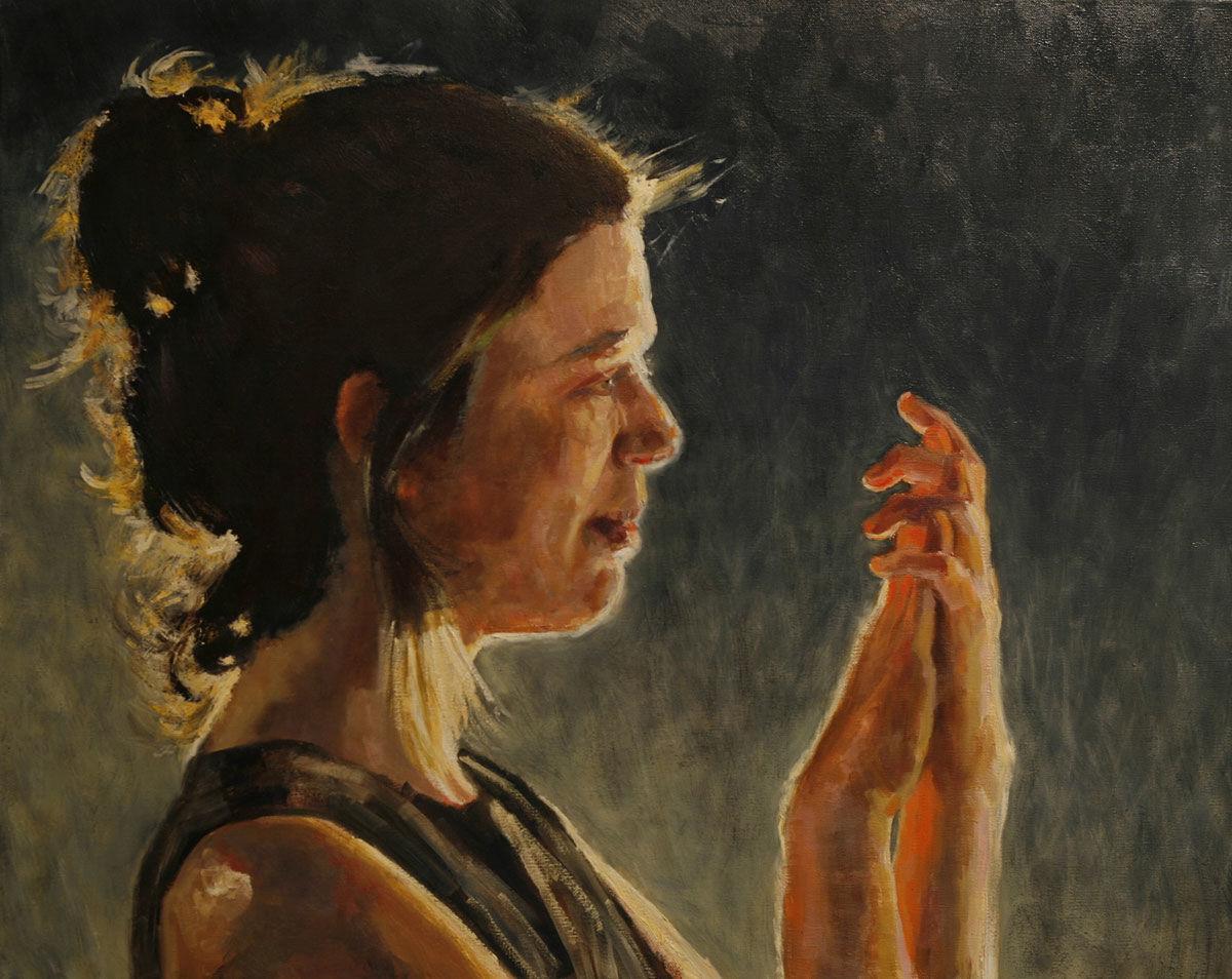 """Rubi's Hands"" by Benny Sanders"
