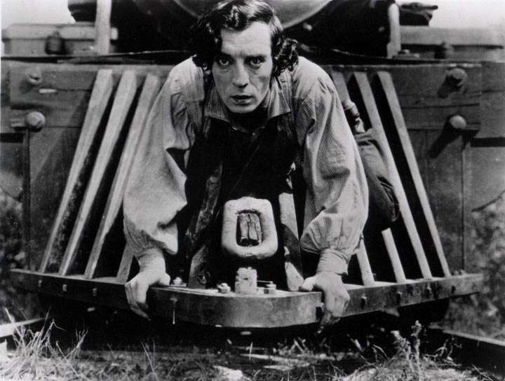 Indianapolis Chamber Orchestra: Buster Keaton's 'The General'
