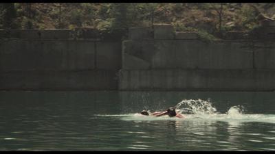 "Scene from the film ""Breaking Away"""