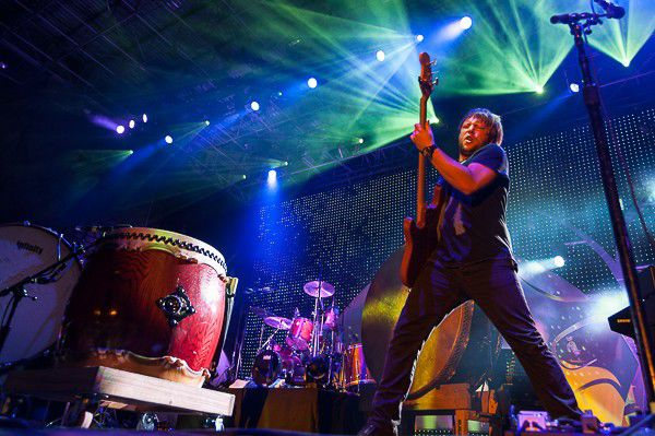 Slideshow: Imagine Dragons at the Lawn at White River State Park