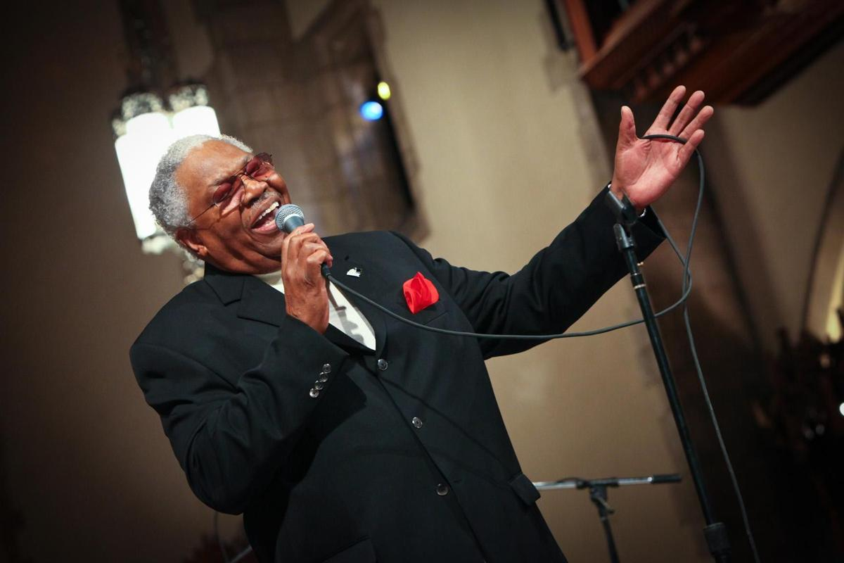 A wide-ranging and expansive chat with bass baritone Everett Greene