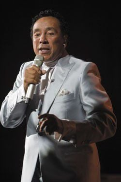 Smokey Robinson at Walker Theatre, Nov. 8